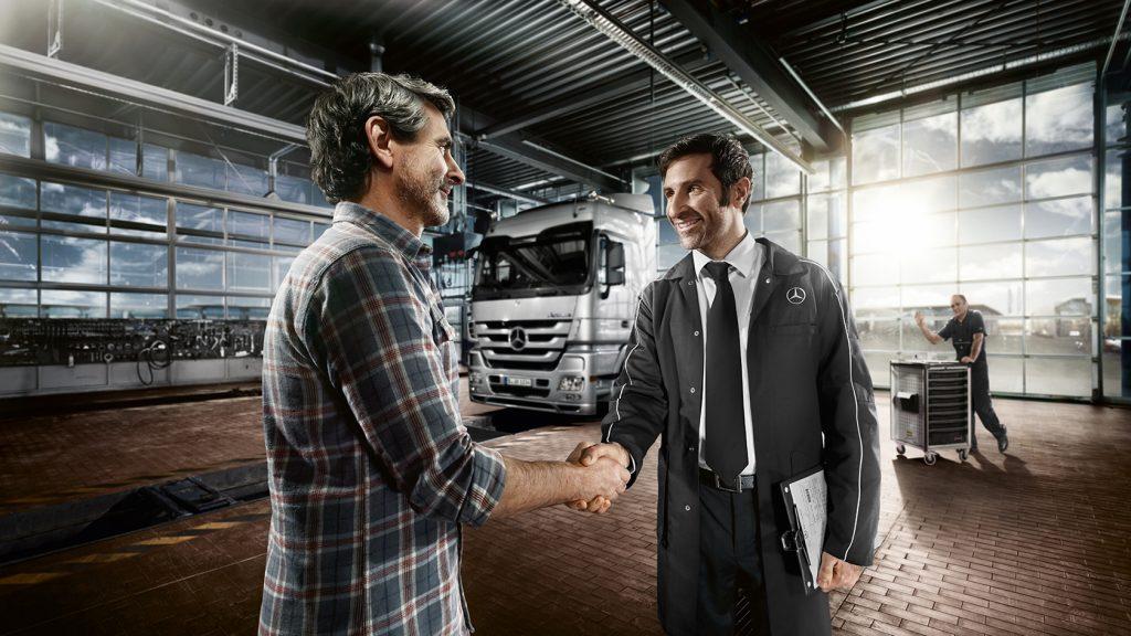 Mercedes Benz Service Centres